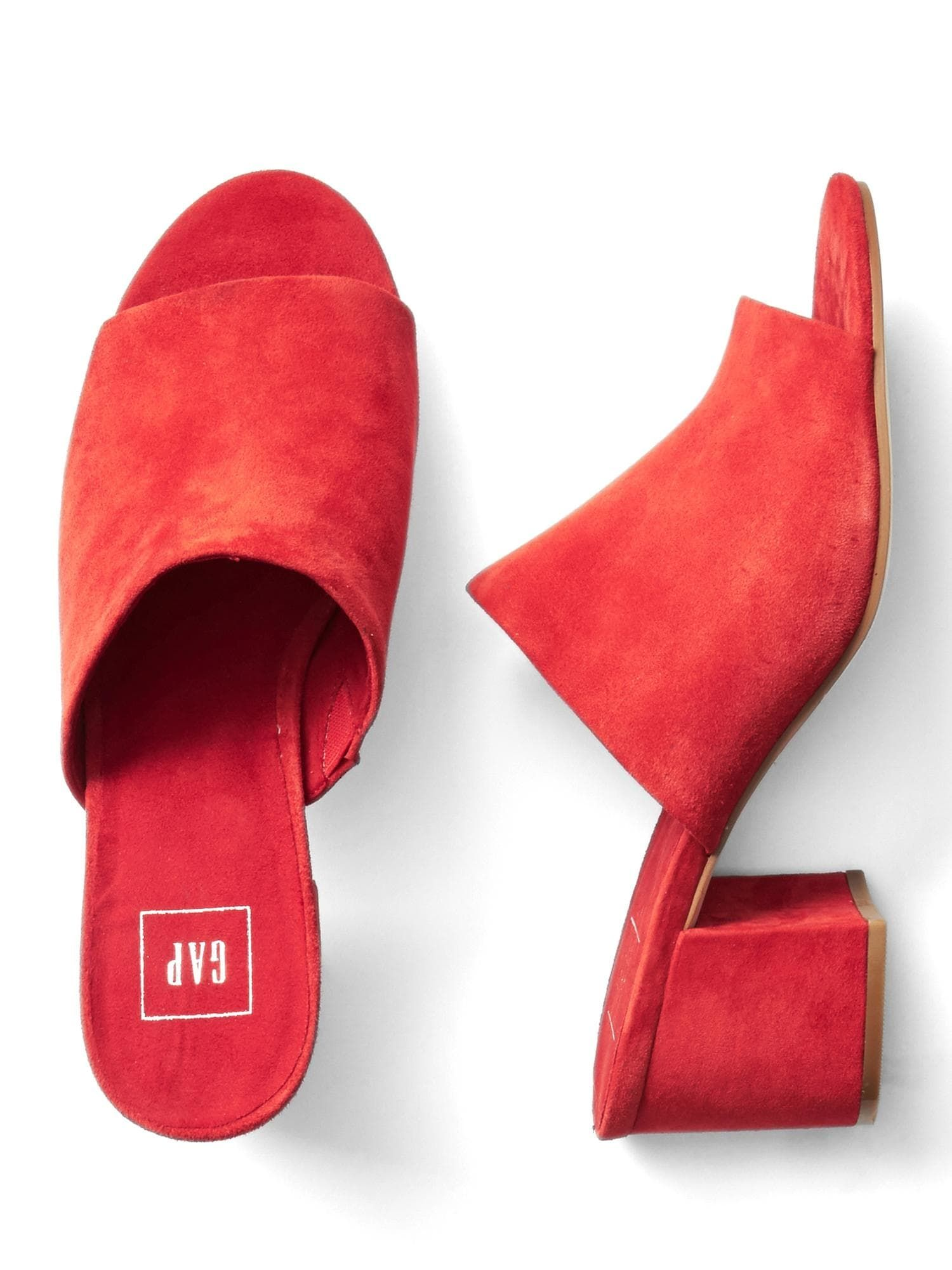Open Toe Suede Mules Mules Shoes Heels Mules Shoes Street Style