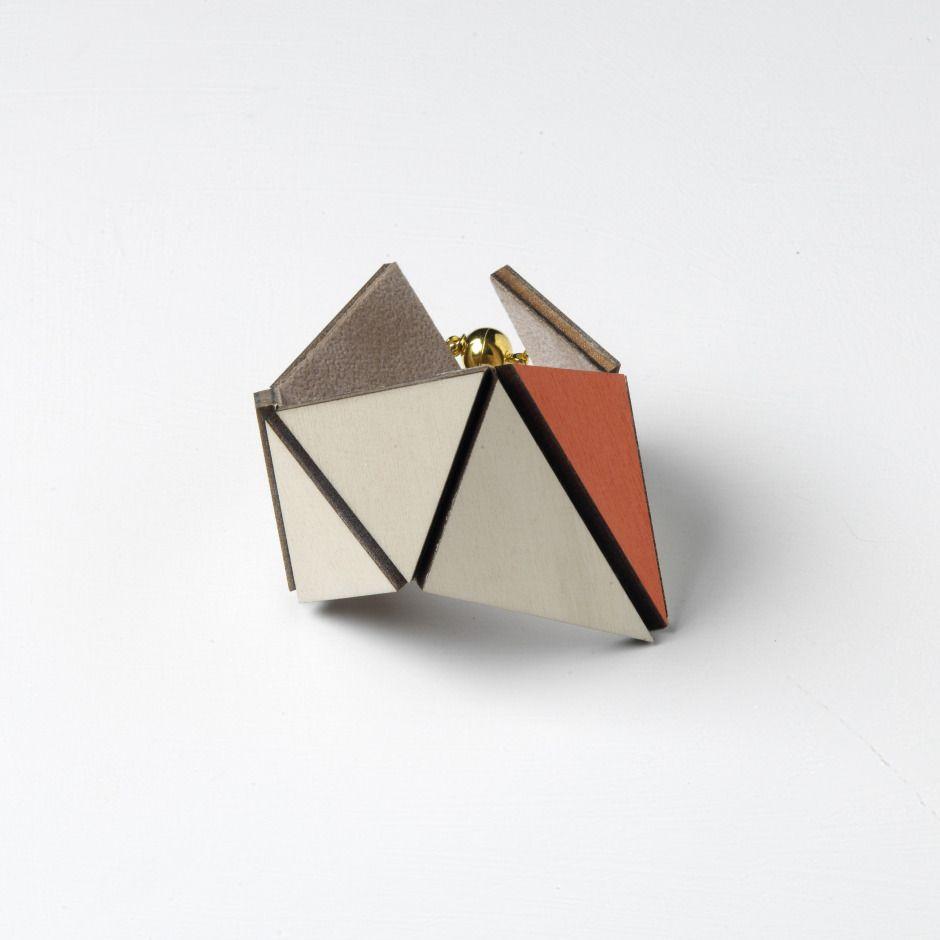 Facets bracelet 001 coral | mr.nico