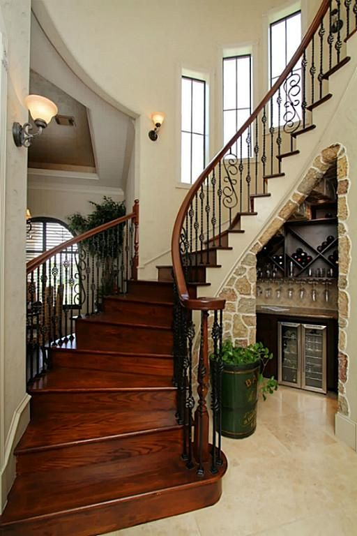 A Must Have For My Future Home Winding Staircase With A