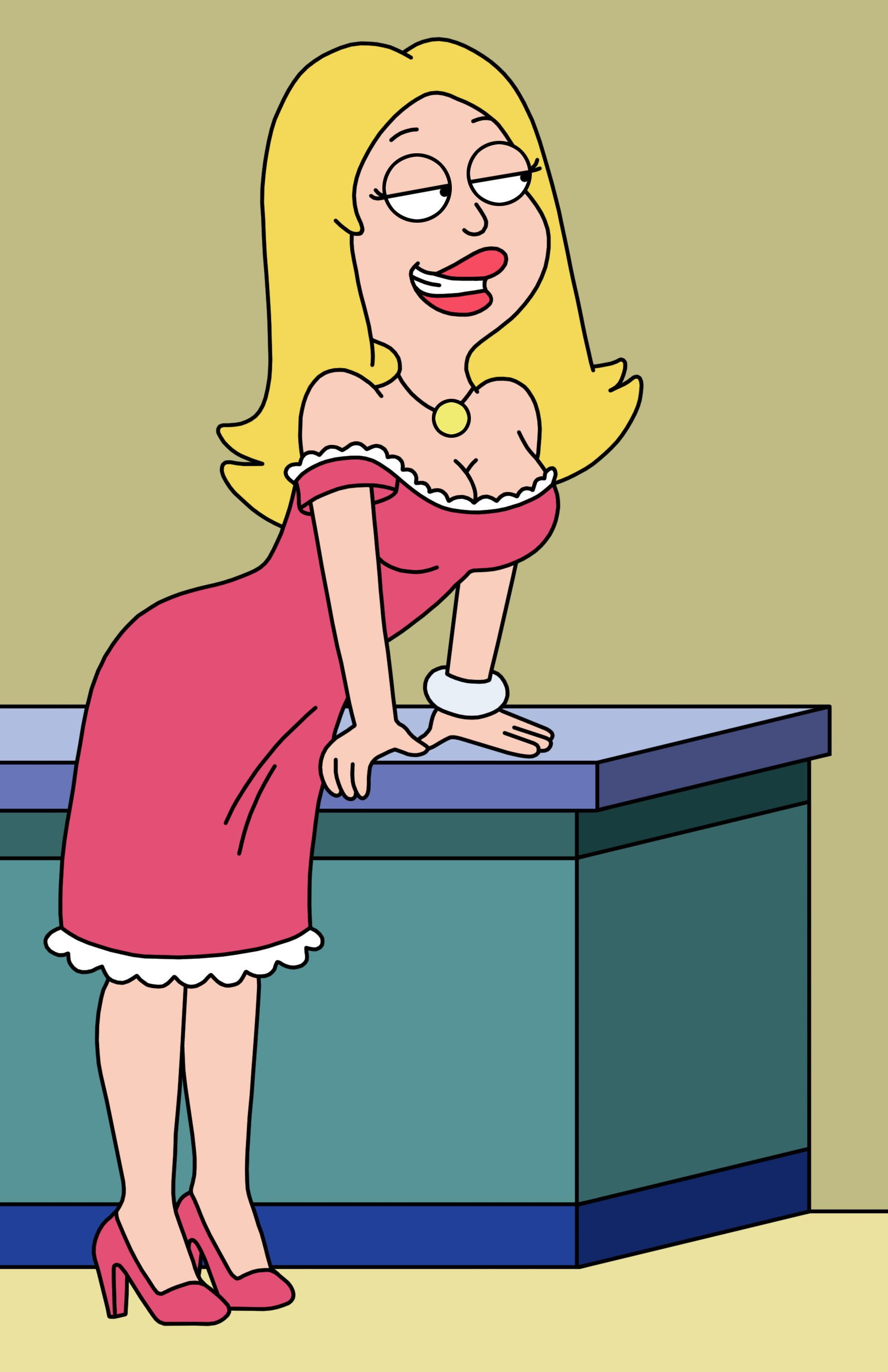 Francine Smith American Dad Francine Smith Female Comic