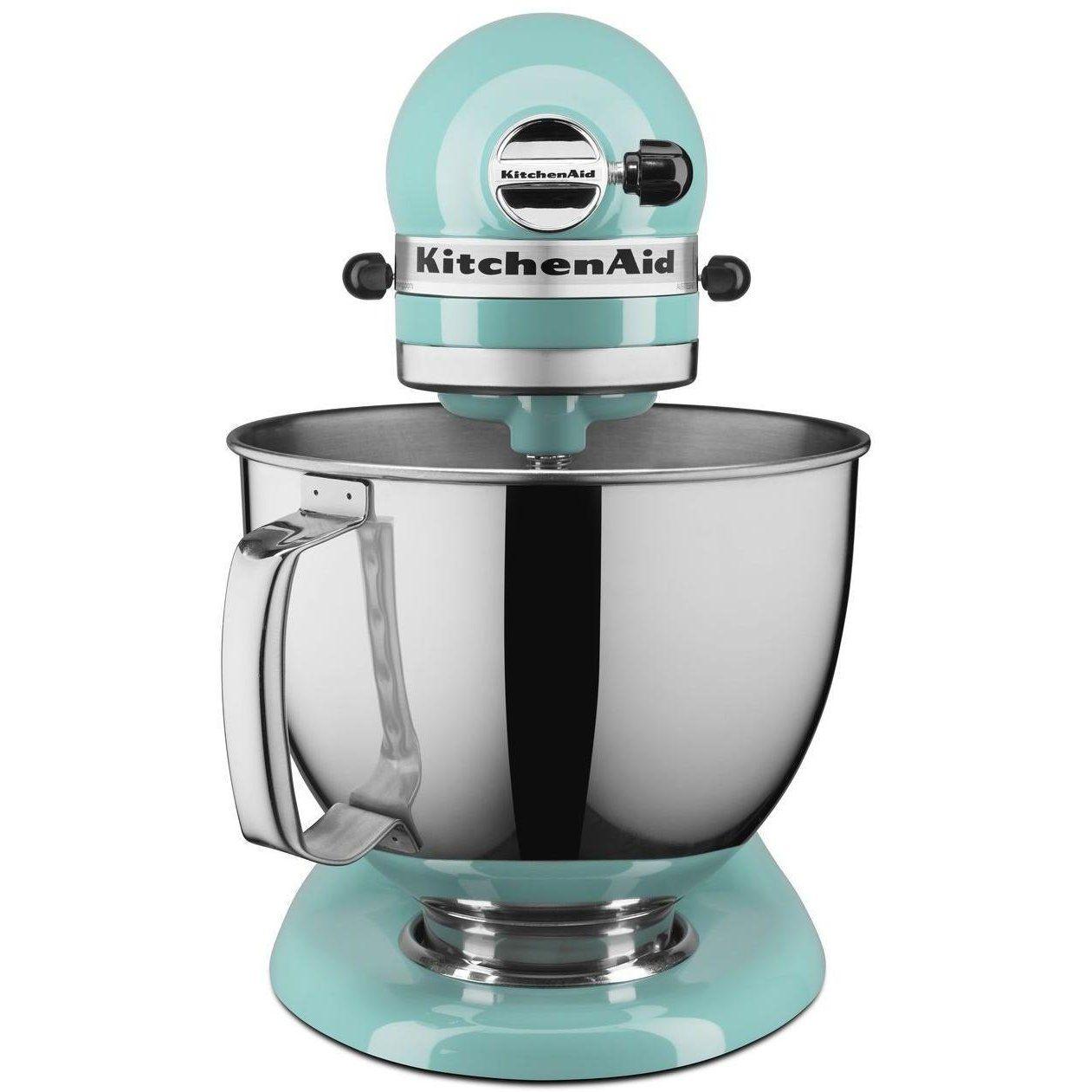 Aqua Sky Kitchenaid Artisan Mixer In 2020 Kitchenaid Artisan