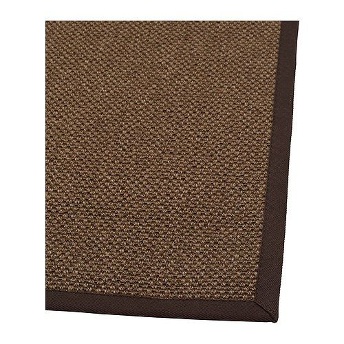 Egeby alfombra lisa ikea gracias a la fibra natural de - Alfombra de coco ikea ...