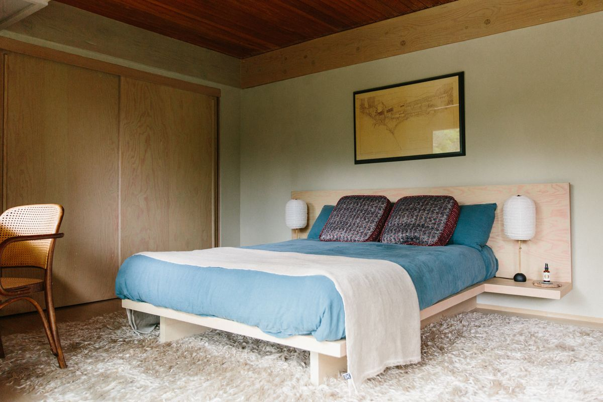 Inside Pamela Shamshiri\'s Rudolph Schindler-Designed Home | Vistas y ...