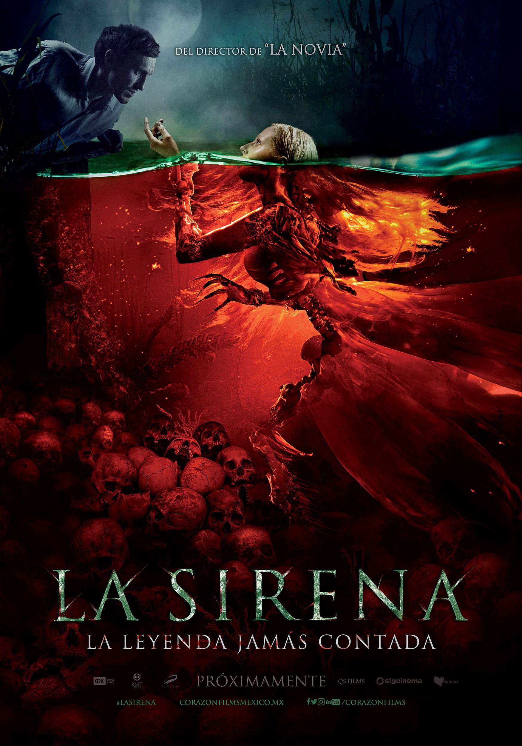 Pin De Celine Bosmans En Netflix Sirenas Leyendas La Sirenita Pelicula