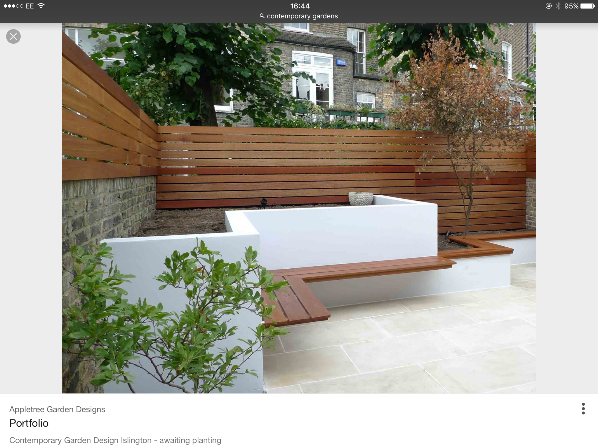 explore contemporary gardens wood accents and more - Garden Design Kerry