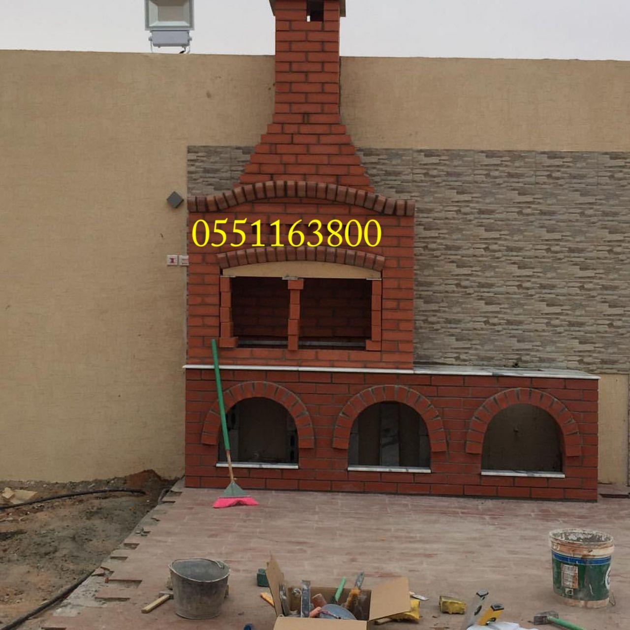 شوايات تركية تصنيع شوايات تصميم شوايات تصنيع شوايات فحم شوايات برميل شوايات بالطوب الاحمر شواي Decor Home Decor Fireplace