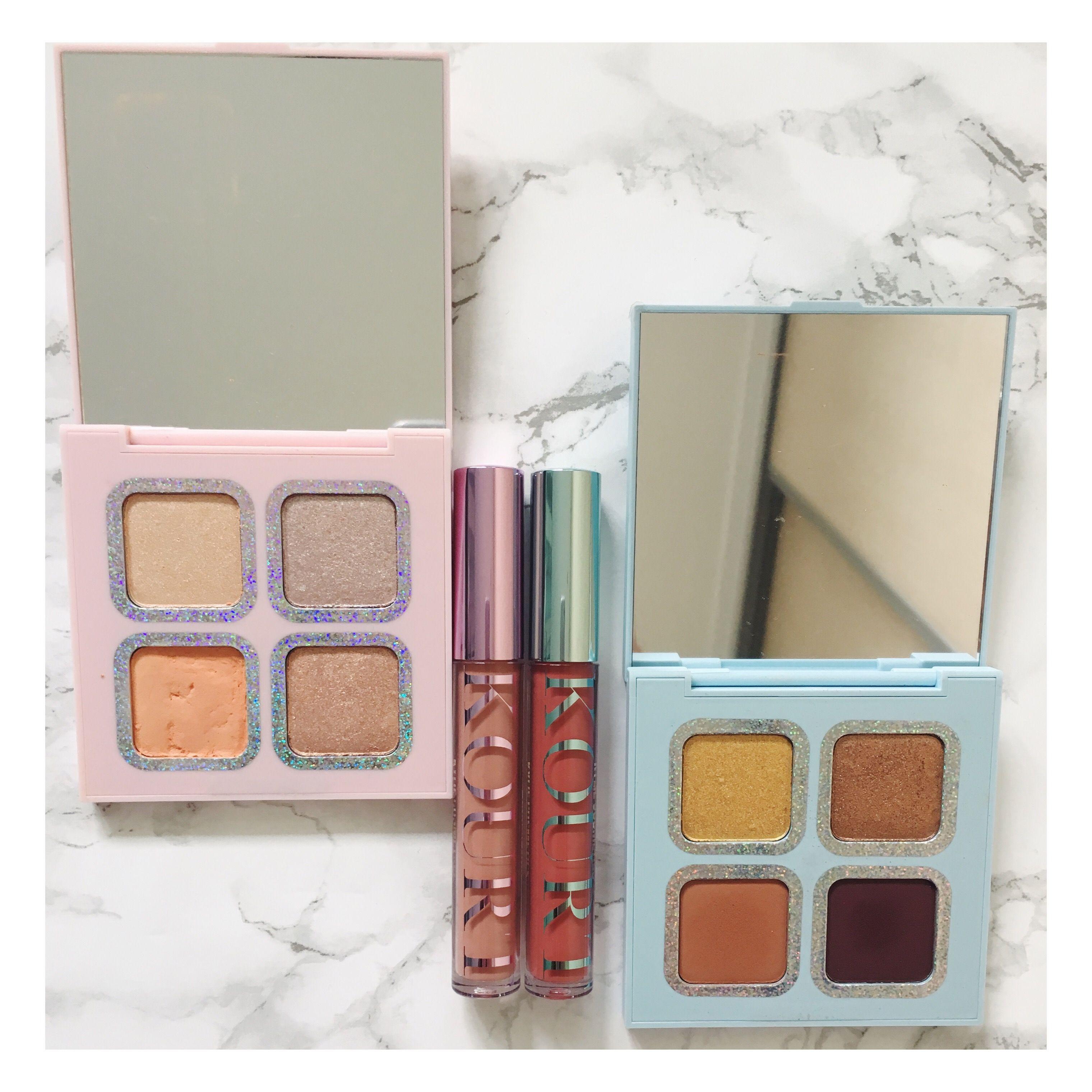 #Kyliejenner #Kyliecosmetics #Makeup #Kourtney #Kardashian #Lipstick #Liquid #Eyeshadow