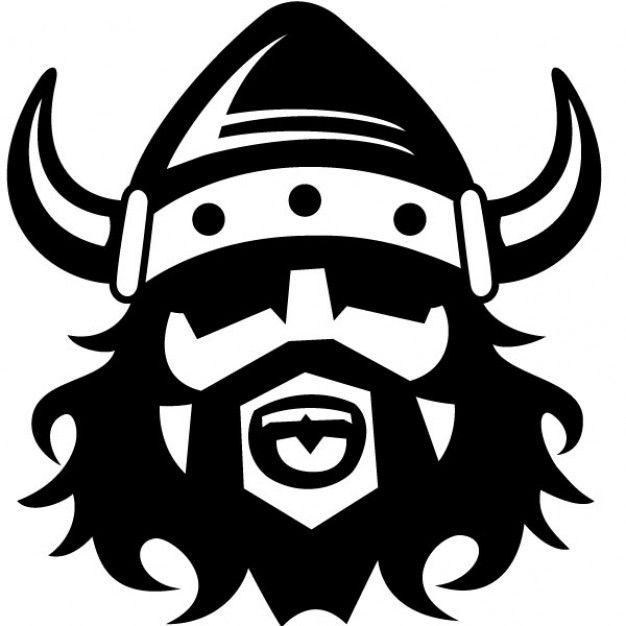 viking helmet clip art - cliparts | card game branding