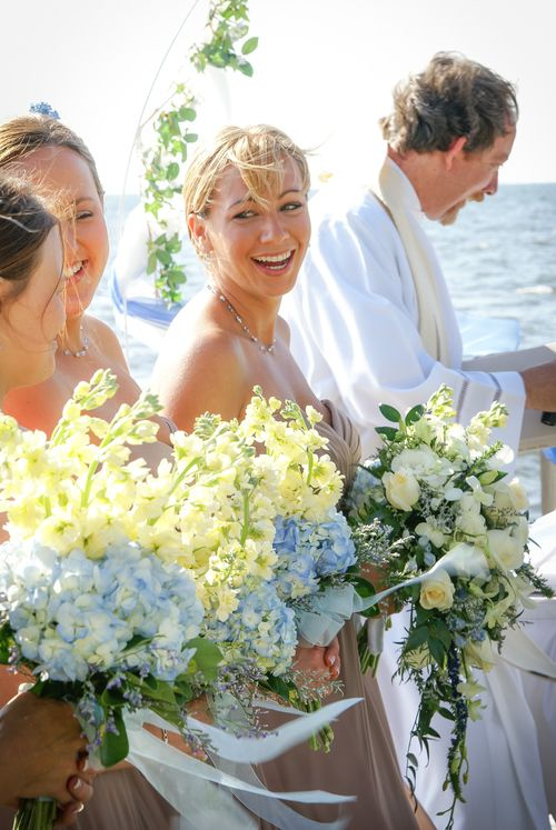 Candid bridesmaid pic - Two Thomas Photography