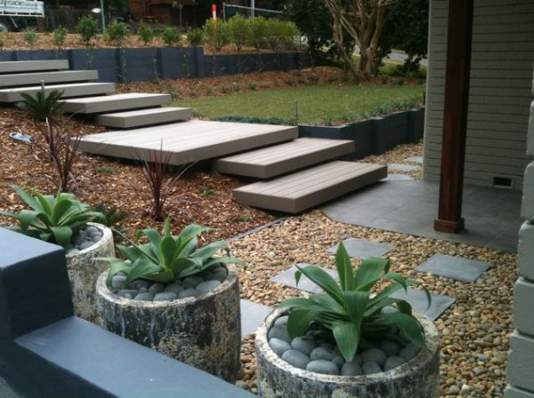 How To Design Exterior Stairs Exterior Stairs Garden Steps