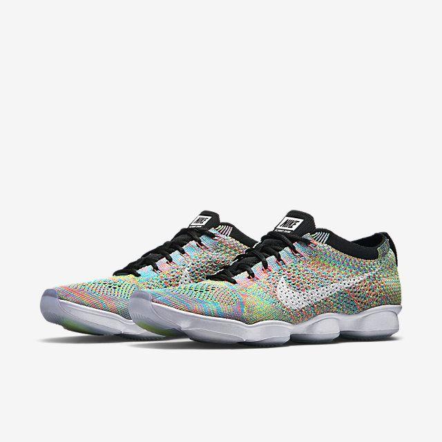 Nike Flyknit Zoom Agility Women's Training Shoe. Nike Store
