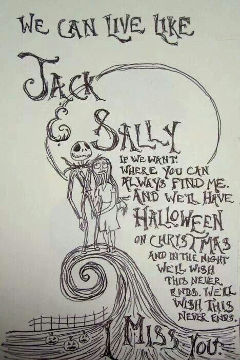 Blink 182 does The Nightmare Before Christmas