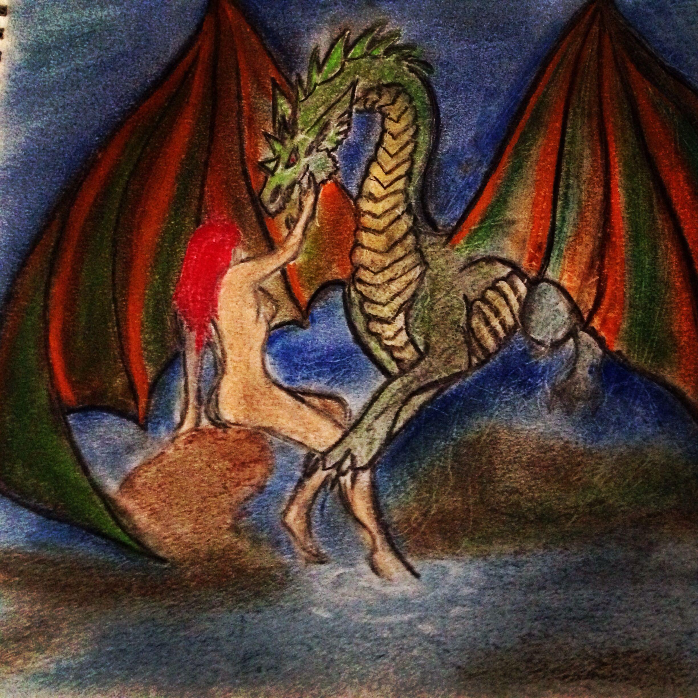 Fairy's fire y el dragón