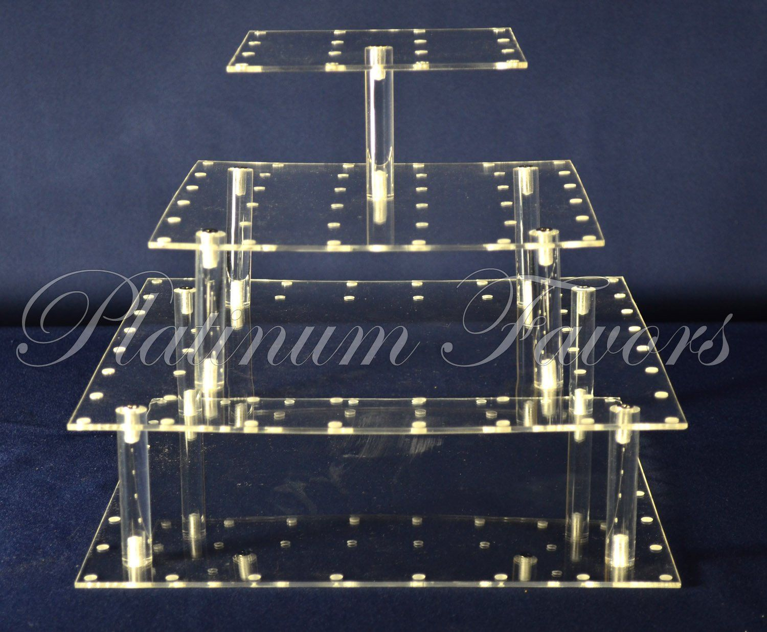 Cake pop stand square cps100 wedding cake stands cake