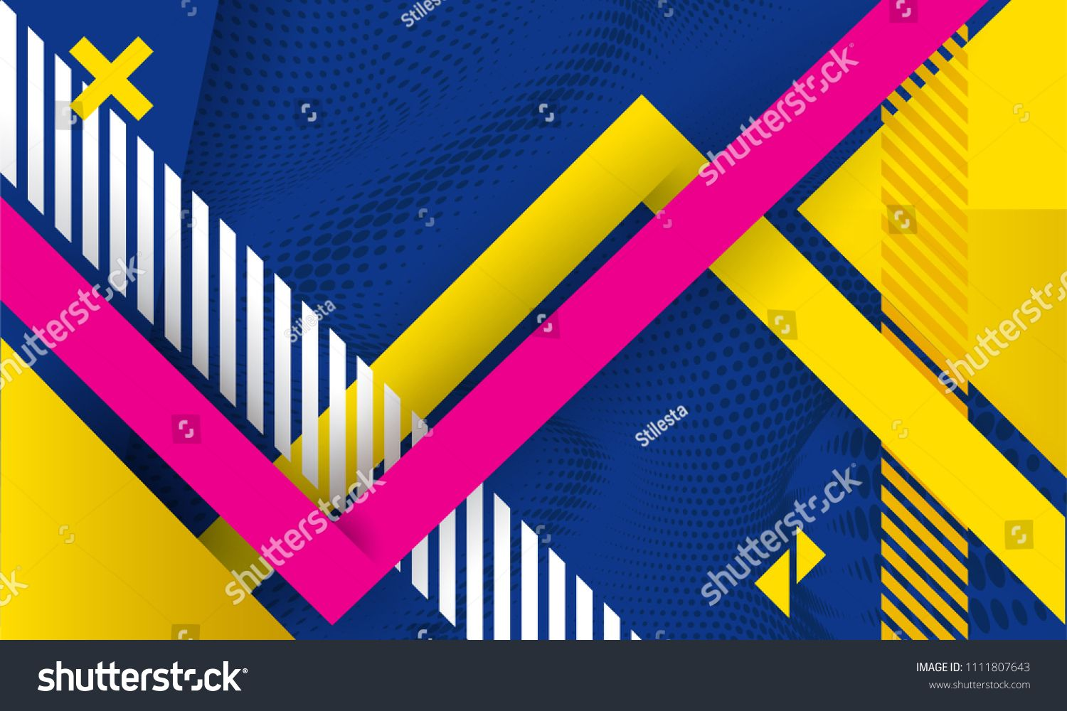 T Nvector Abstract Background Texture Design Bright Poster