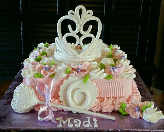 Baking Cake Birthday Class