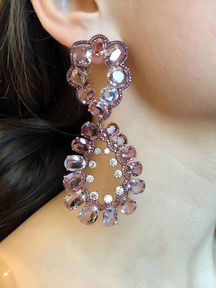 Dendritic Jasper Designer Bracelet -925 Silver Rhodium 14ct Gold
