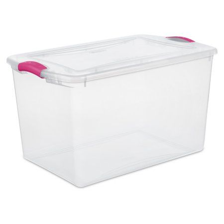 Home Storage Bins Walmart Storage
