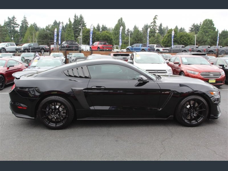 Used 2017 Ford Mustang Shelby Gt350 Coupe For Sale In Seattle Wa