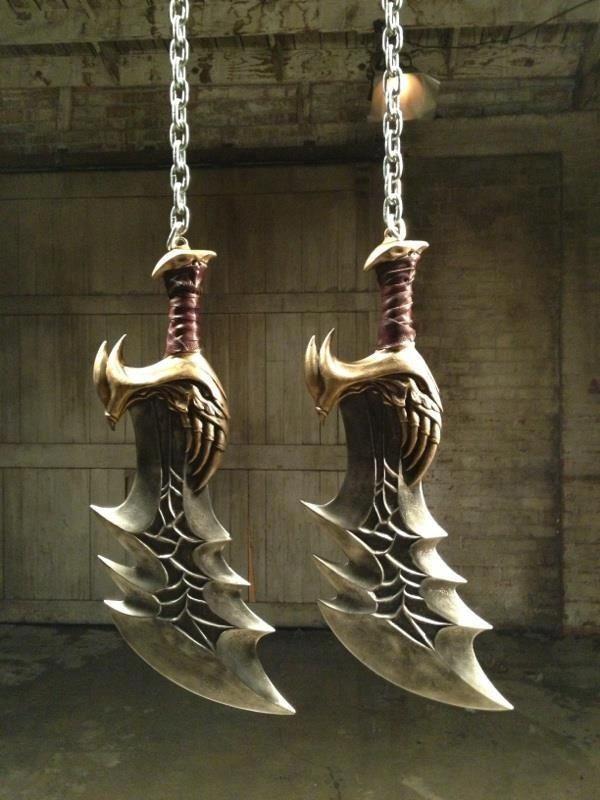 Blades Of Chaos God Of War Con Imagenes Mejores Fondos De
