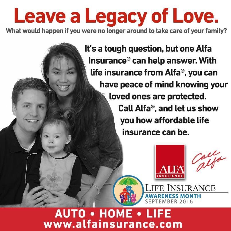 This Is The Last Week Of Life Insurance Awareness Month And No