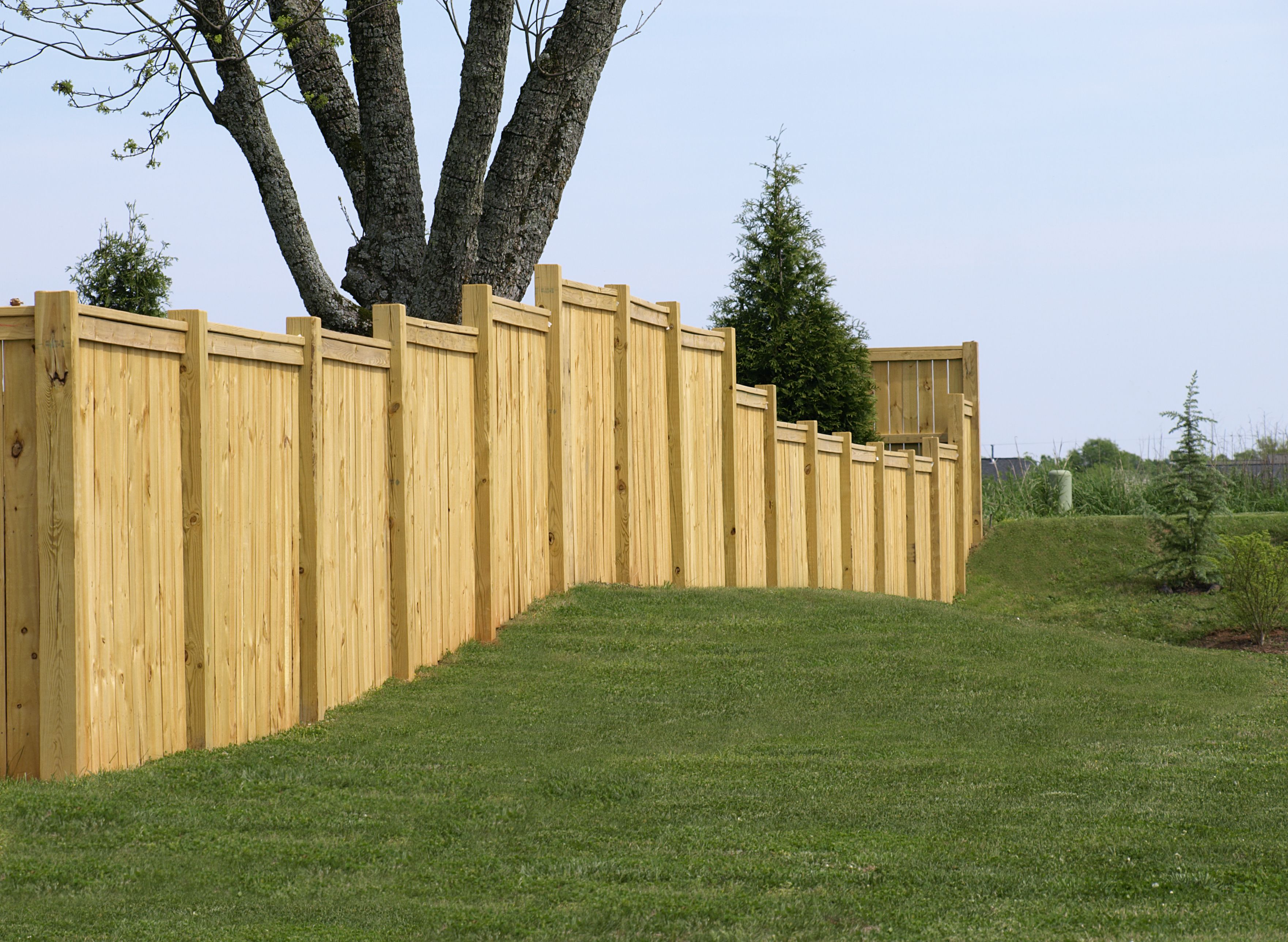Add security & privacy to your property with new fence installation ...