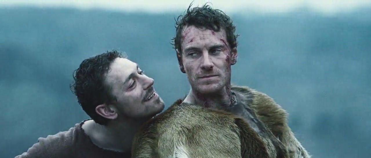 "Michael Fassbender Is Beautiful : Michael Fassbender as Quintus Dias in ""Centurion"" (2010)"