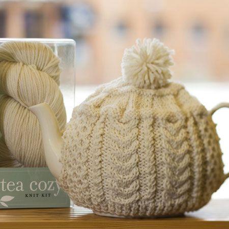 An Aran jumper for your tea! | I love my Tea Cosy | Pinterest ...