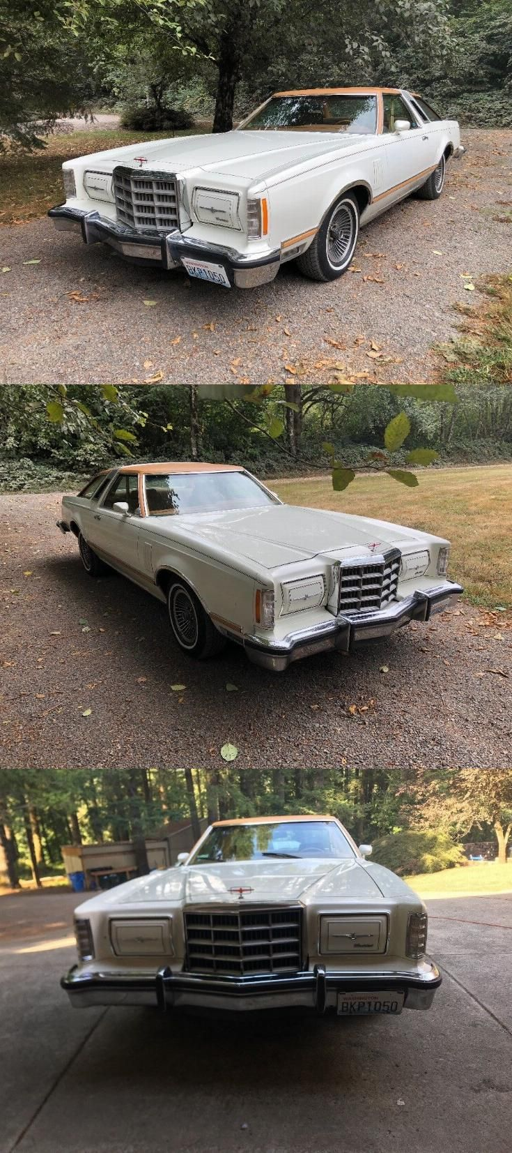 1979 Ford Thunderbird Sport Coupe Sports coupe, Ford