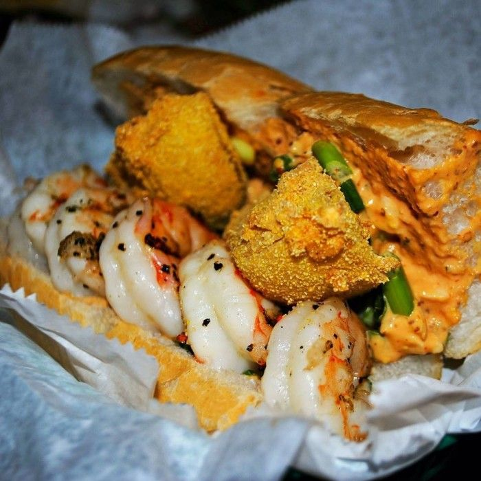 These 11 Restaurants Serve The Best Po Boys In New Orleans Get Out
