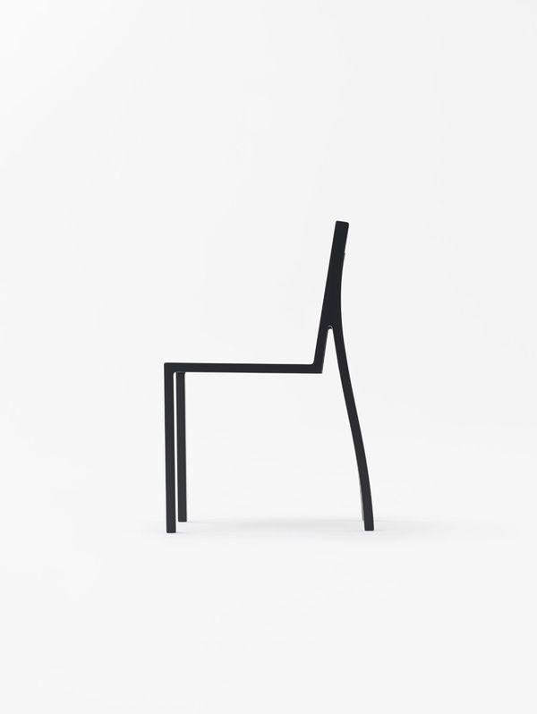 Heel Chair by Nendo