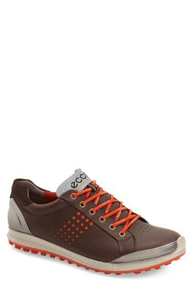 713cd9efbaba Free shipping and returns on ECCO  Biom Hybrid 2  Golf Shoe (Men) at ...