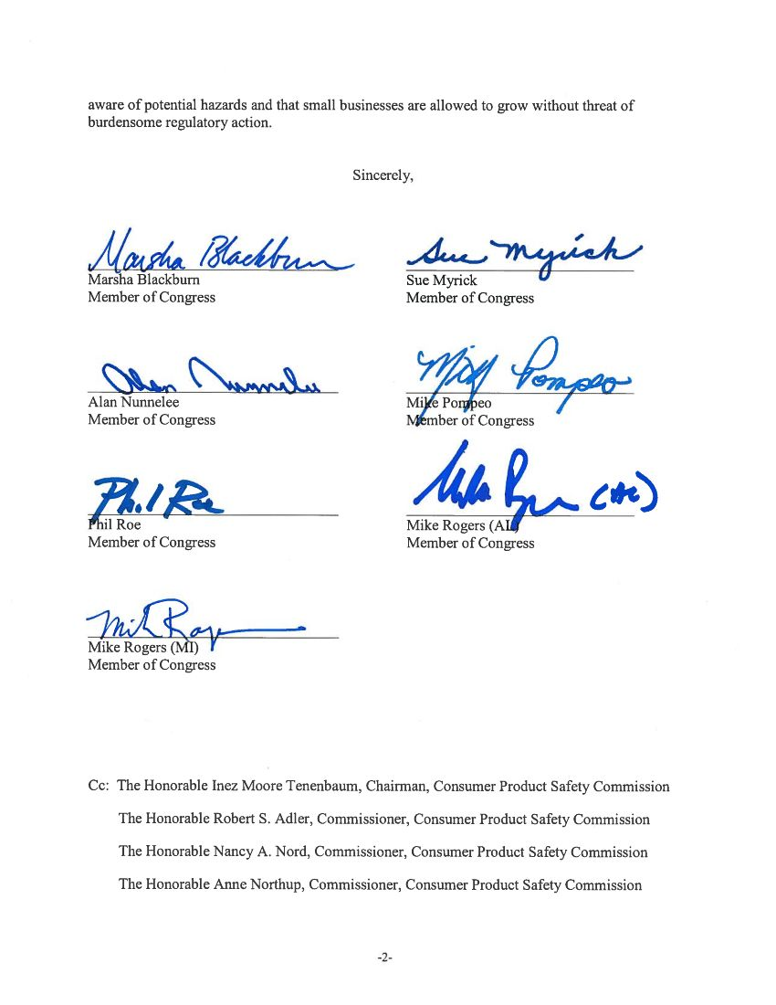 Letters With Sample Business Letter Format Two Signatures Republican Defectors Sign Endorsing Compromise The Fiscal