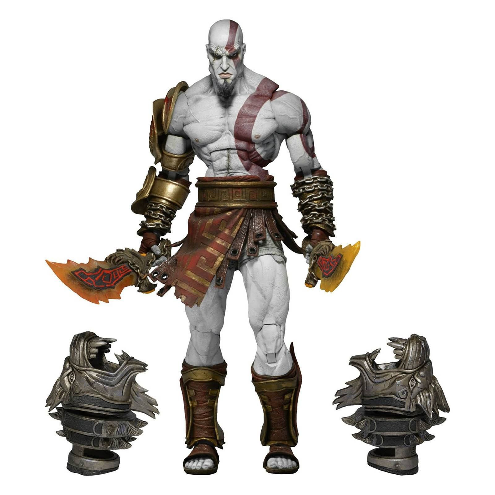 This Is A God Of War Ultimate Kratos Ghost Of Sparta Action Figure