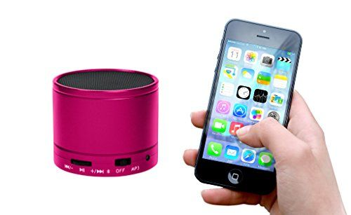 Xtreme Cables Audio Pod Mini Bluetooth Speaker Pink