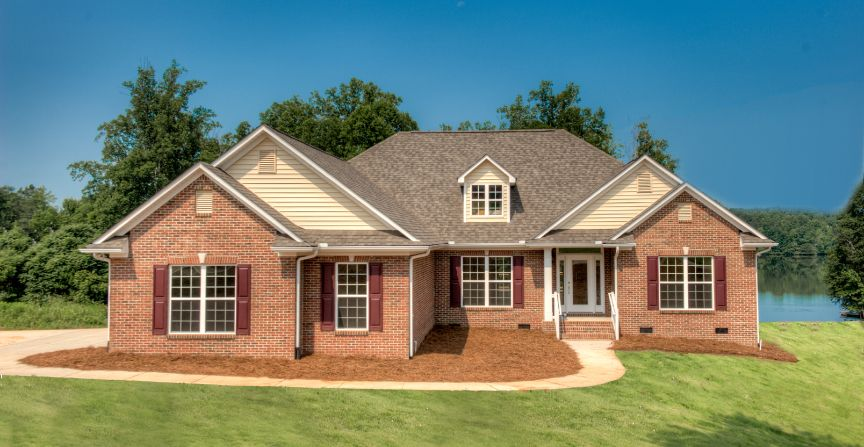 One Story House Plans one story house plans | america's home place | manufactured homes