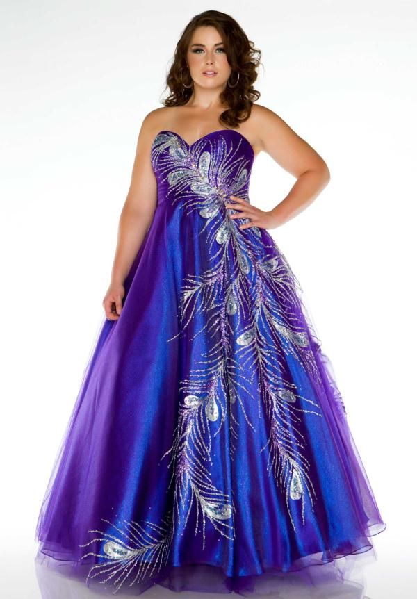 Look Stylish With Formal Dresses Plus Size : 100  Gorgeous Ideas ...