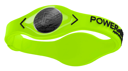Power Balance - Electric Silicone Wristbands