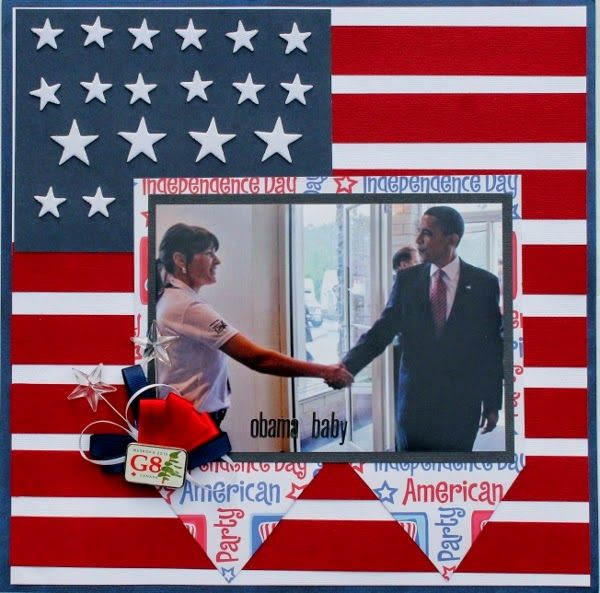 Obama Baby - Happy 4th of JULY