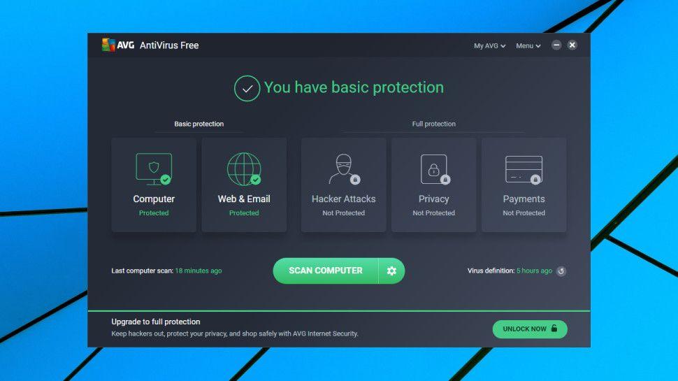 Avg antivirus free antivirus antivirus protection pc