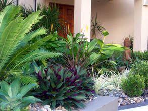 Branat Designs Brisbane - Gallery | Tropical garden ...