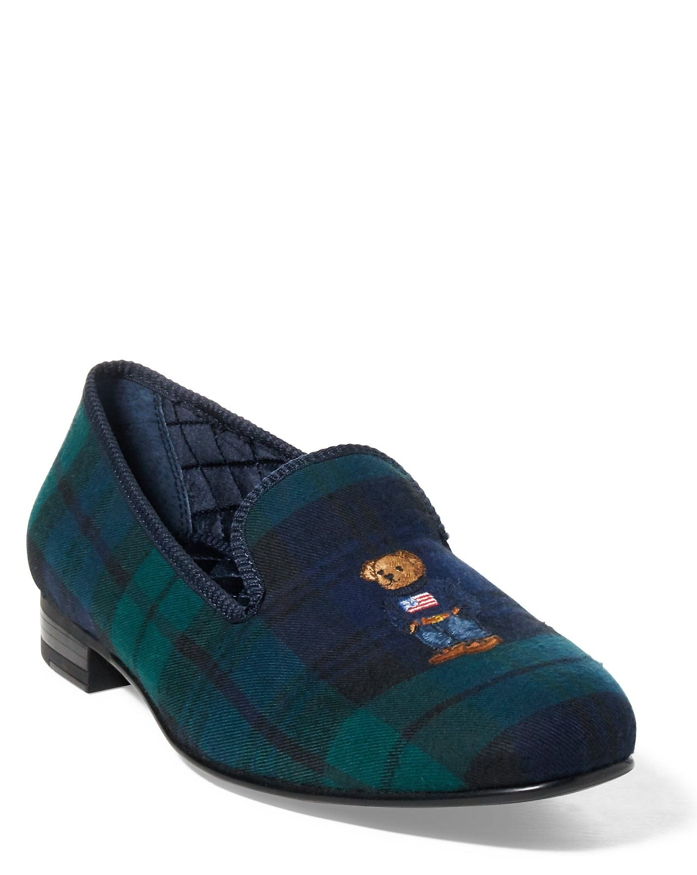 6b1f899789b RALPH LAUREN Polo Ralph Lauren Willard Polo Bear Slipper.  ralphlauren   shoes