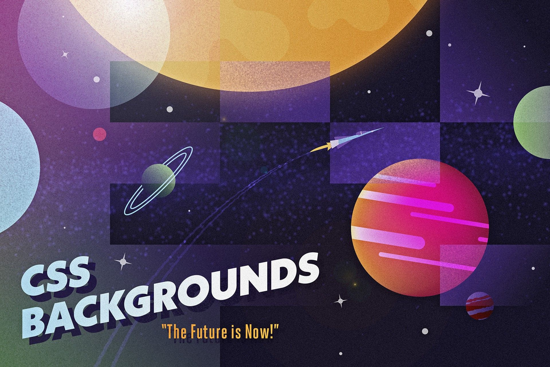 Advanced effects with CSS background blend modes – LogRocket