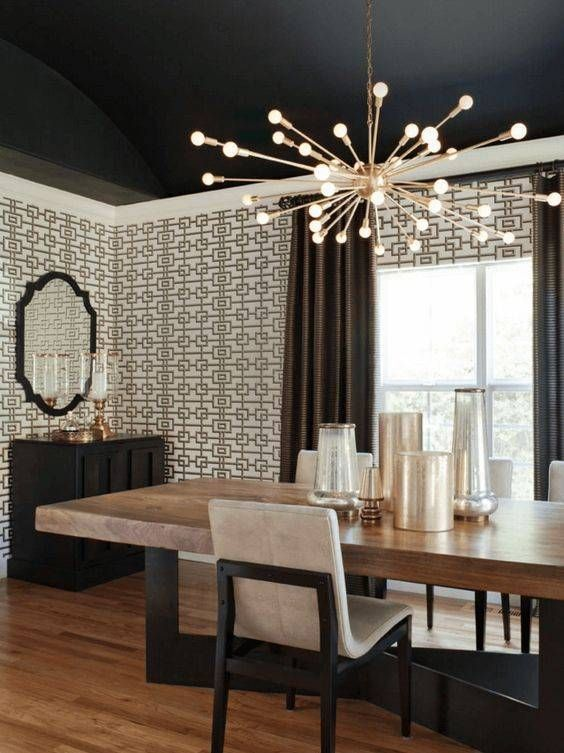How To Elevate Your Dining Room Decor With Contemporary Lighting