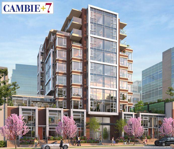 Vancouver Luxury Condos: Luxury Vancouver Westside Development At Cambie+7