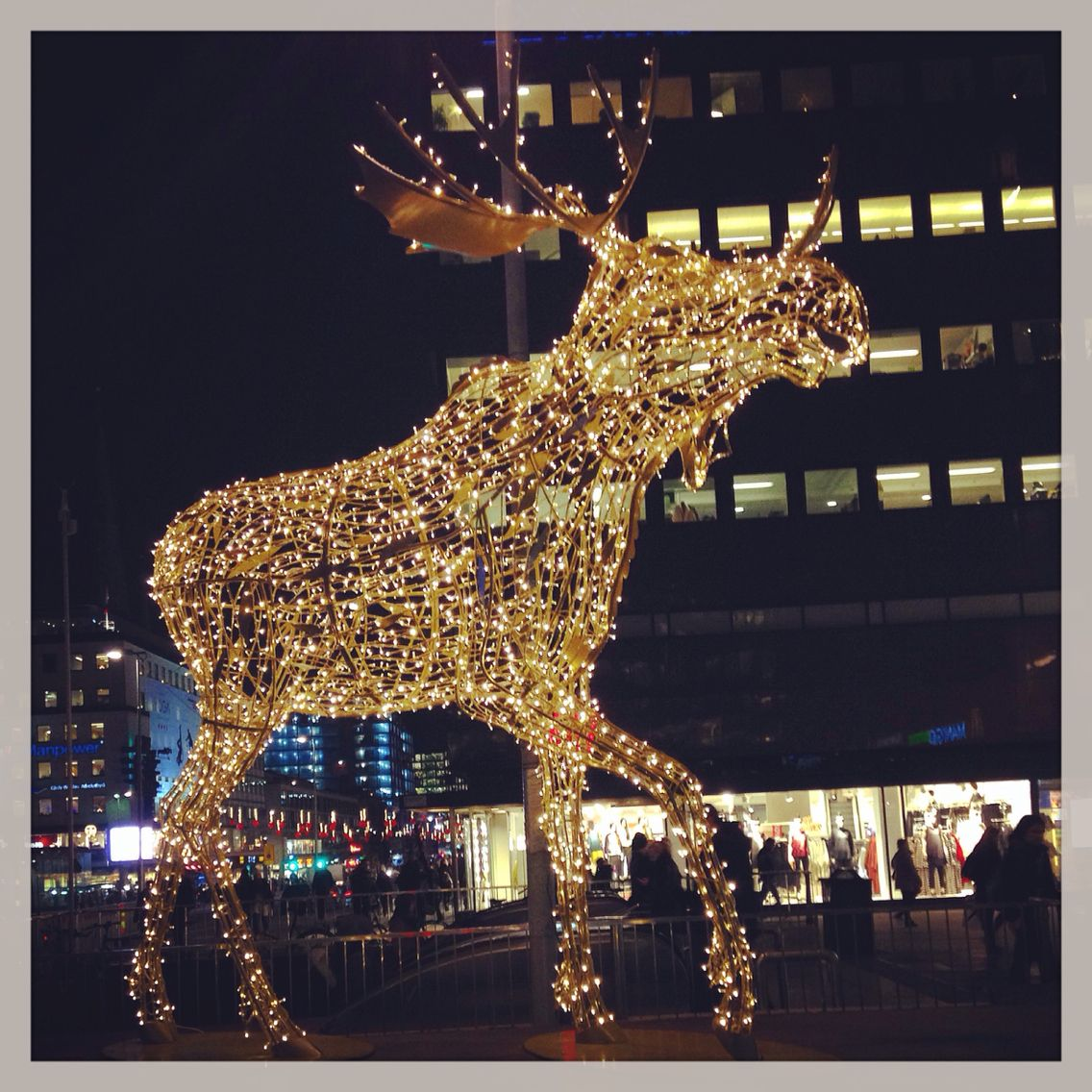 Christmas in Stockholm 2014