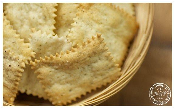 Cracker all'origano