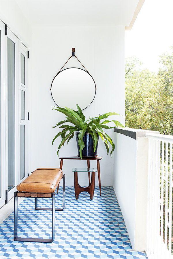 mid-century modern home. modern balcony.   Outdoor bliss   Pinterest ...