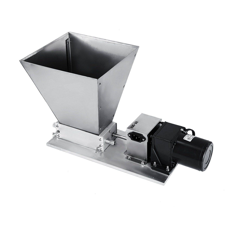 Amazon com: BestEquip 2 Roller Grain Mill Homebrew Electric
