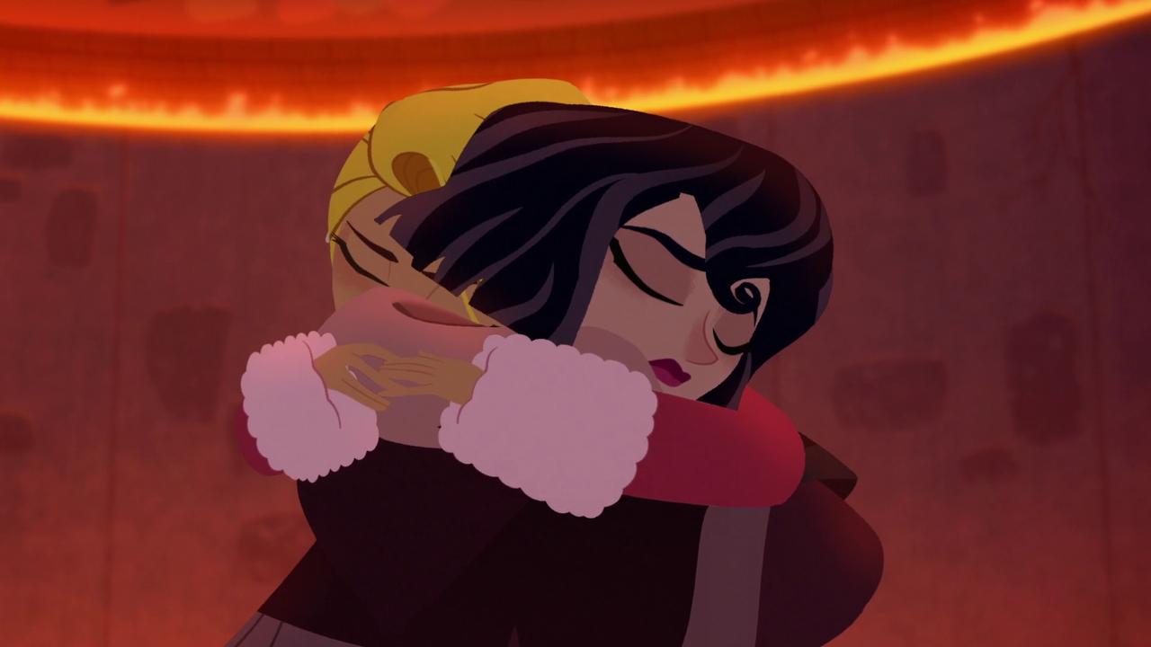 """TTS """"queen for a day"""" favorite screenshots part XXXII"""